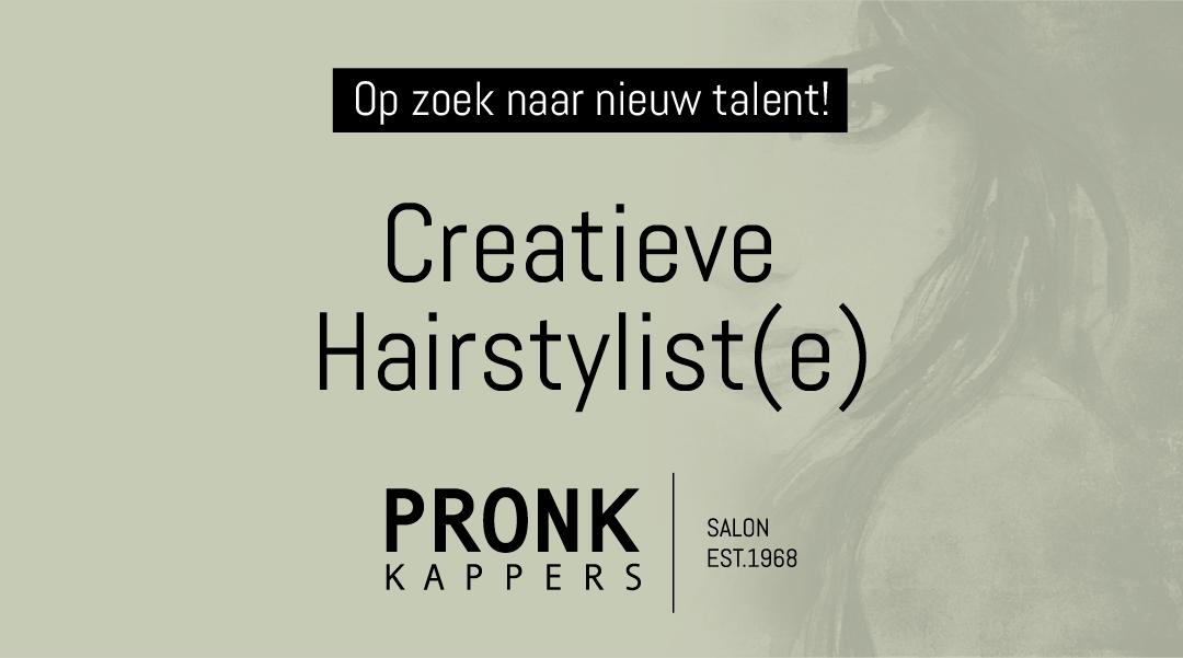 Op zoek naar nieuw talent!
